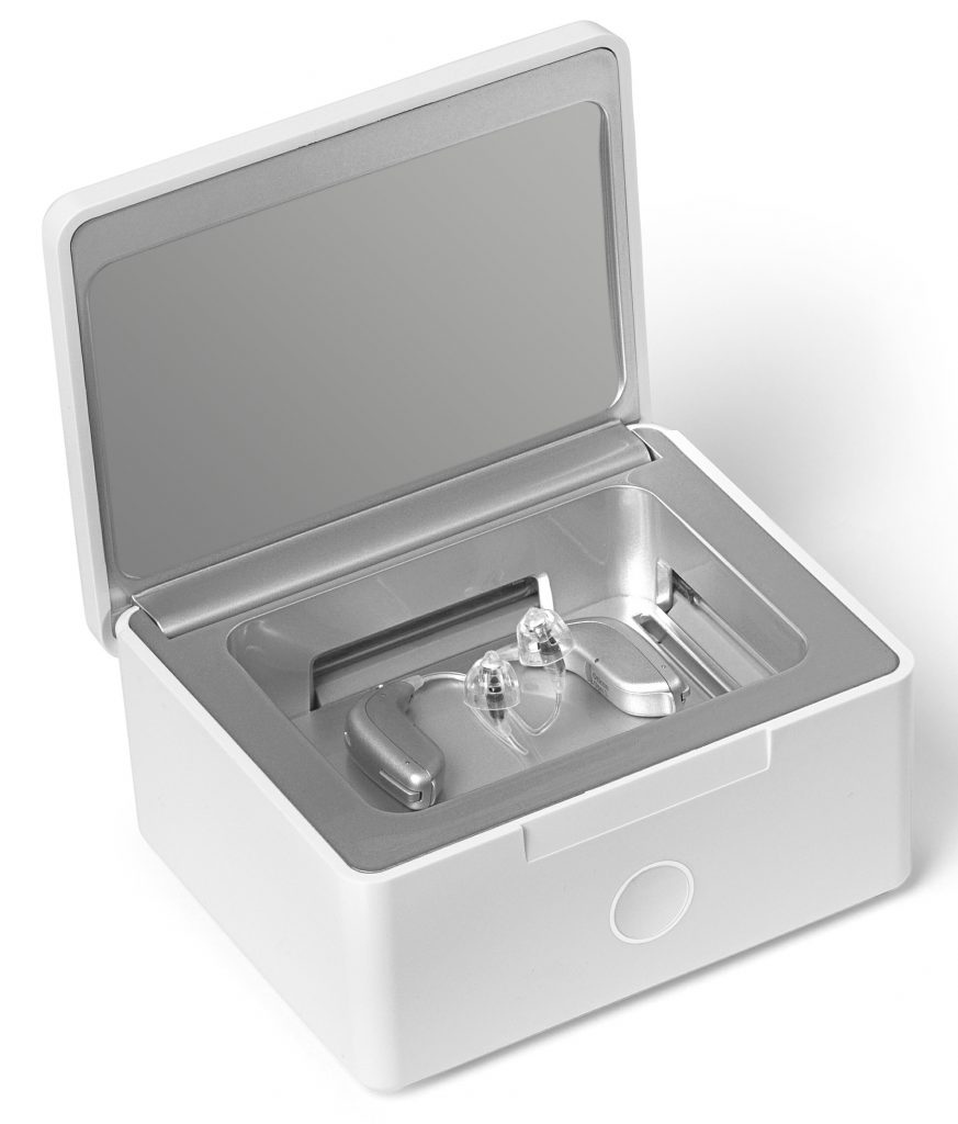 Oticon Opn Hearing Aids Sydney Drying Kit