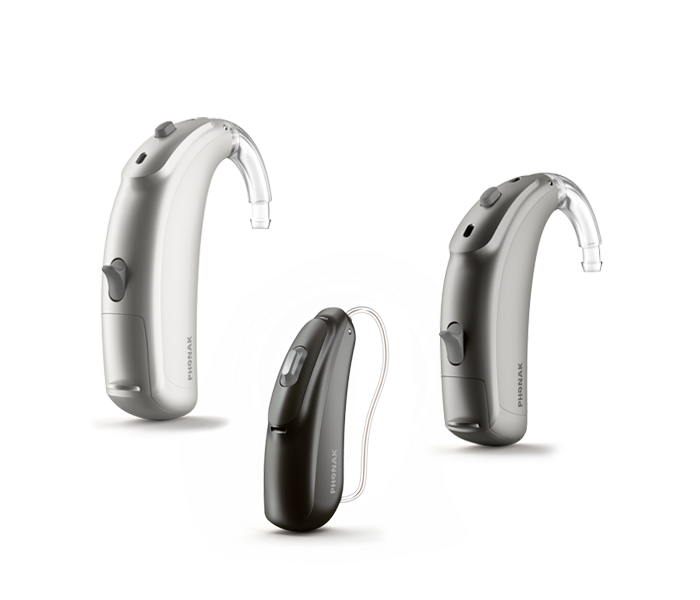 Phonak Naida Hearing Aids Sydney