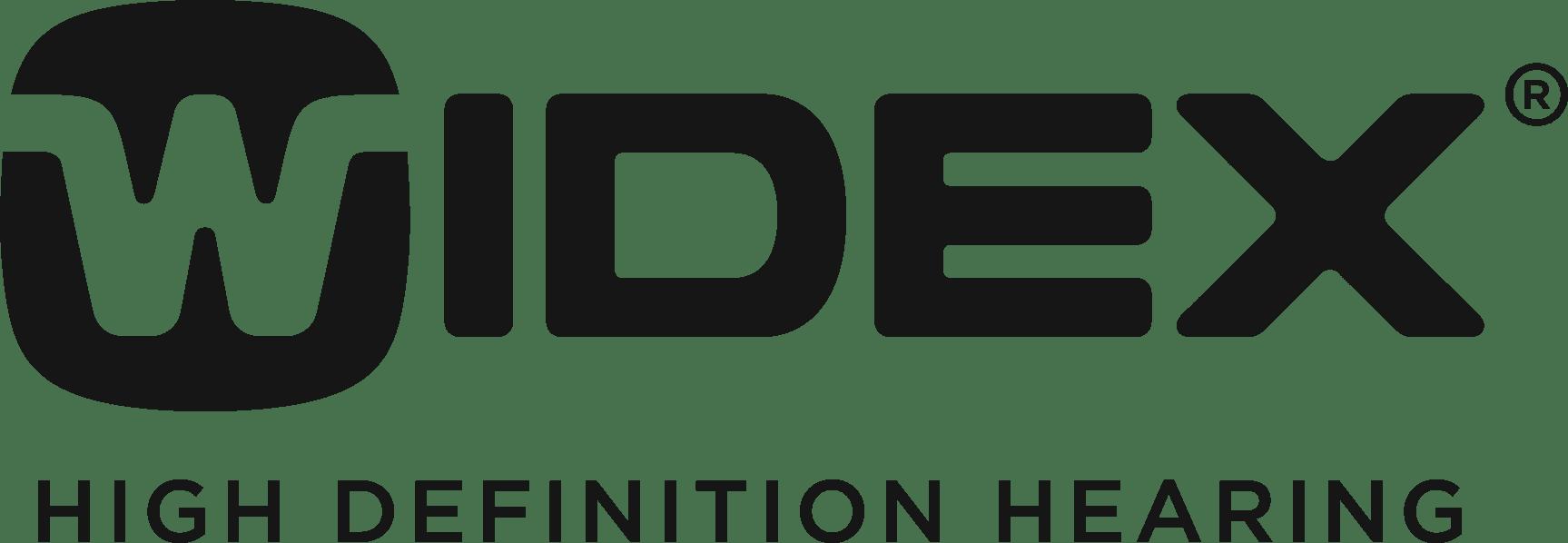 Widex Hearing Aids Logo