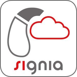 Signia myHearing app