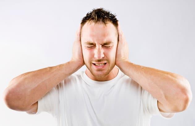tinnitus ringing sound in ears