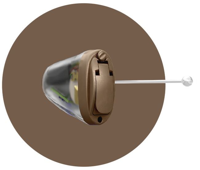 Invisible In Ear Oticon Opn