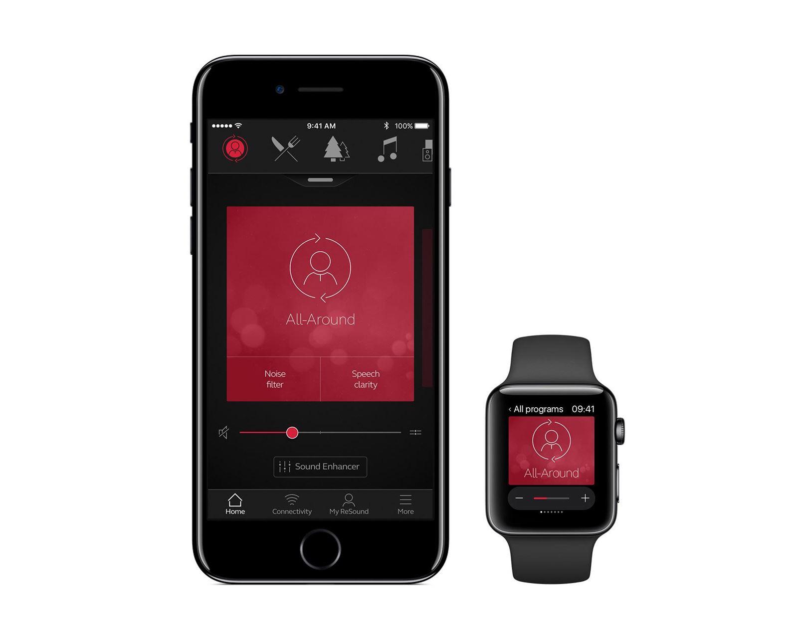 Resound One Bluetooth Hearing Aid in Sydney